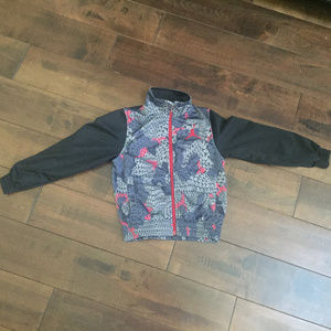 Jordan Jackets & Coats - Air Jordan Track Jacket Full Zip 4T